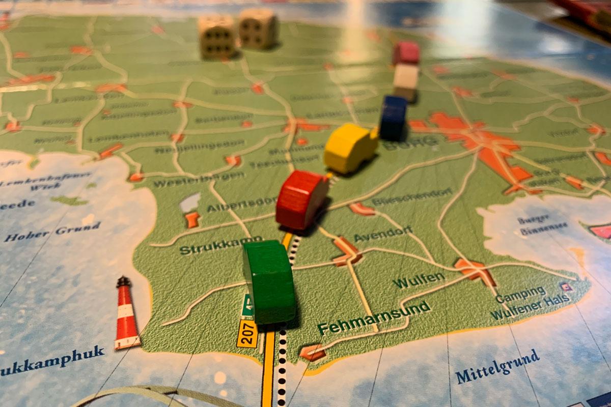 Gewinne das seltene Fehmarn Insel Spiel