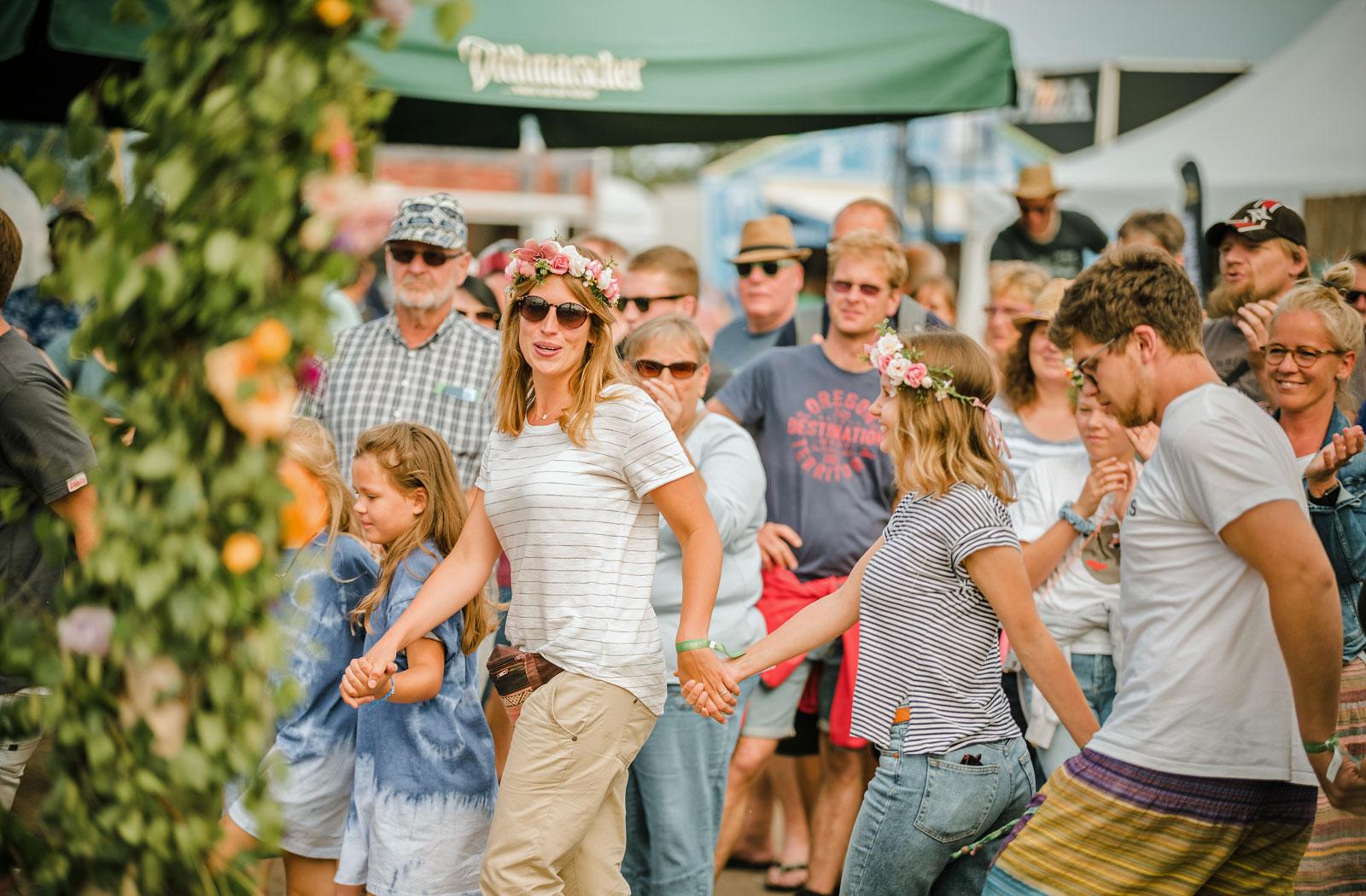 Mögliche Verschiebung des Midsummer Bulli Festivals