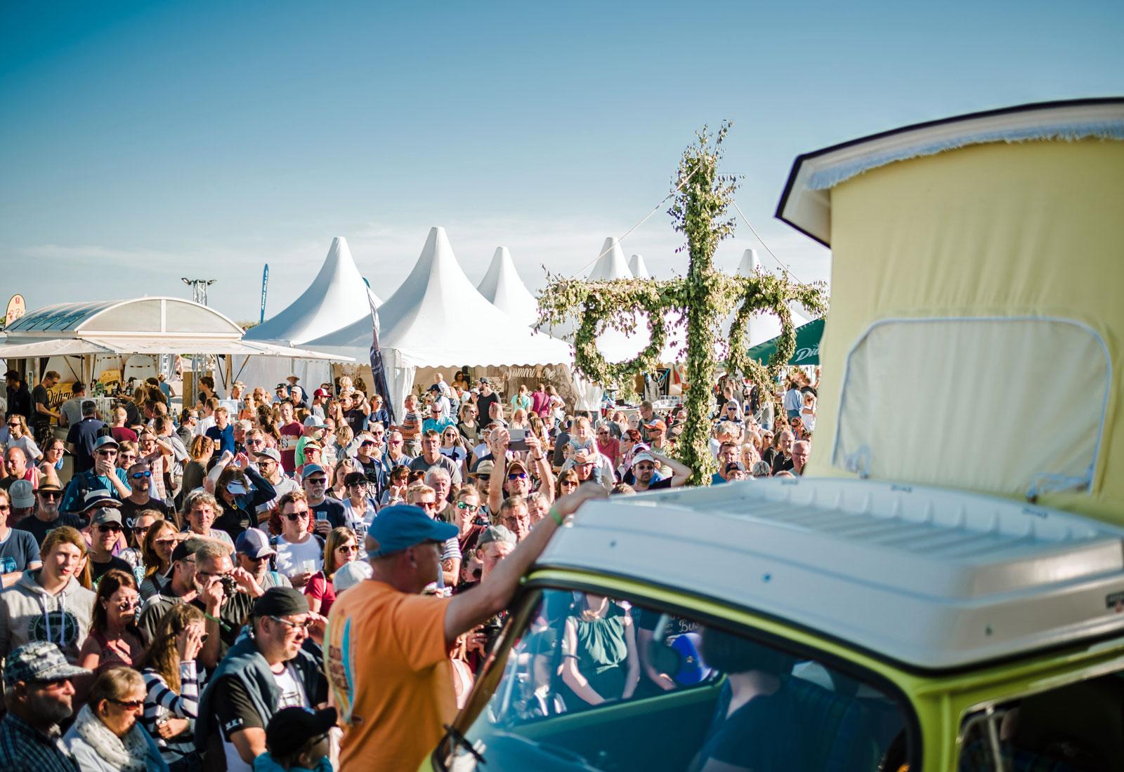 Das Midsummer Bulli Festival – tolle Momente seit 2014